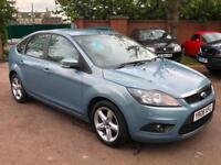 Ford Focus 1.6 ( 100ps ) auto 2008.25MY Zetec