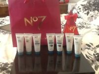 NO7 creams x 7 bargain
