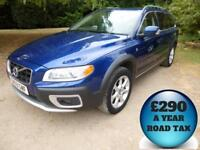2009 Volvo XC70 2.4 D5 205 Ocean Race AWD Geartronic Auto 5dr Estate