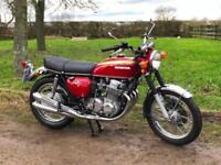 Honda CB750 K1 1971 Totally Restored !!