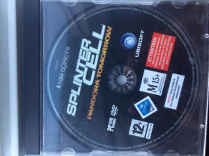 Splinter Cell and Counter Strike