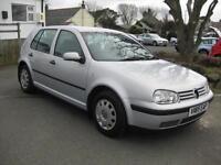 2000/V Volkswagen Golf 1.6 SE 5 Door