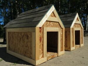 Brand New 36x48x41 Dog Houses Available
