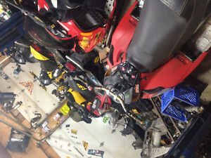 Lot of new & used rev parts and zx parts let me no what u need St. John's Newfoundland image 5
