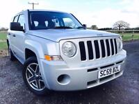 2010 Jeep Patriot 2.0 CRD Sport Station Wagon 4x4 5dr