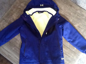 Girls Under Armour Coat