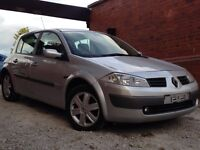 RENAULT MEGANE DYNAMIQUE 1.5 DIESEL £30 ROAD TAX FOR THE YEAR