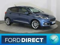 2020 Ford Fiesta VIGNALE EDITION 1.0 125PS mHEV 5DR Hatchback Petrol Manual