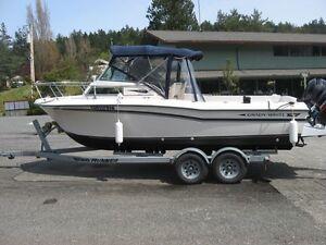 22' Grady White Seafarer