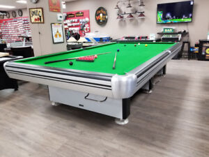 **12 ft Snooker Table **