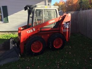 Skid steer Thomas