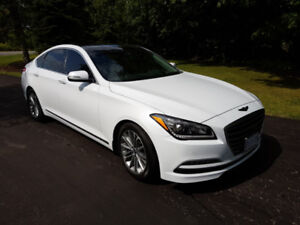 2015 HYUNDAI GENESIS TECHNOLOGY- Low Kms +Extended Warranty