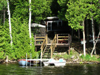 Steenburg Lake Cottage for Rent