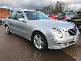 Mercedes-Benz E320 3.0CDI 7G-Tronic CDI Avantgarde Full Service History 2 Owners