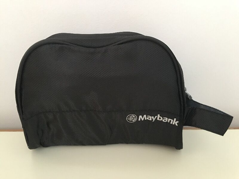 Maybank 5 in 1 pouch