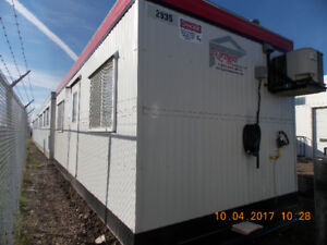 2016 10' x 24' Skid Mounted Office