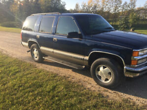 1999 Chevrolet Tahoe 1500 – Super Clean - 149,000 Km's – Spent i