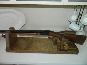Father's Day is coming!!! Solid Wood adjustable Antique Gun Hold