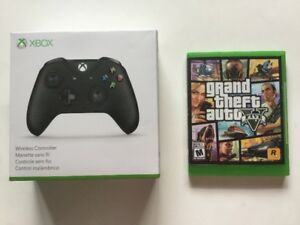 Gear of War Ultimate, Minecraft, X Box Live, Manette, GTA V…