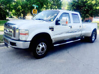 CLEANEST FORD F-350 CREWCAB DULLY LARIAT DIESEL 4X4 YOU CAN FIND City of Toronto Toronto (GTA) Preview