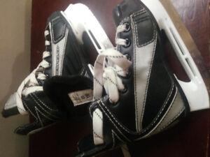 Youth size 10 Hespeler skates.  Like new