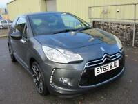 2013 Citroen DS3 1.6 e-HDi Airdream DStyle Plus 3dr