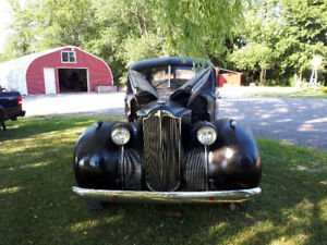 All original 1940 packard CAR for sale.