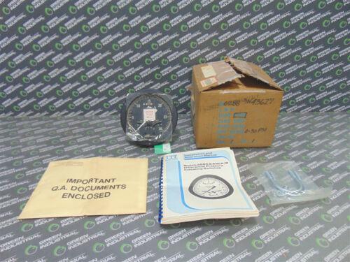 NEW ITT Barton Model 288A Differential Pressure Switch 0-30 PSID