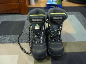 Dakota Steel toed Work Boot (Insulated)
