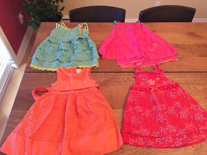 Lot #2 de vêtements 3-4 ans fille