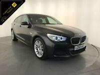 2014 BMW 520D GT M SPORT DIESEL AUTOMATIC 1 OWNER SERVICE HISTORY FINANCE PX