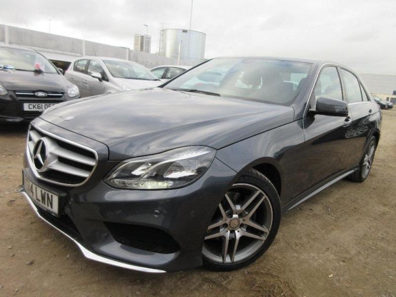 2014 Mercedes-Benz E Class 2.1 E220 CDI AMG Sport 7G-Tronic Plus 4dr