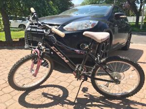 Vélo pour fille, roues 20 po