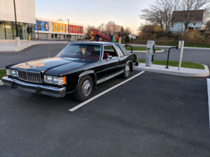 1984 Mercury Grand Marquis coupe