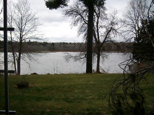 3 Bdr Apt for rent on the beautiful French River