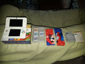 Nintendo New 3DS Handheld(Super Mario land 3D edition)