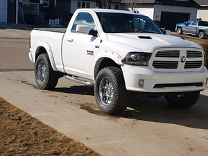 2015 ram 1500 4x4 shortbox reg cab
