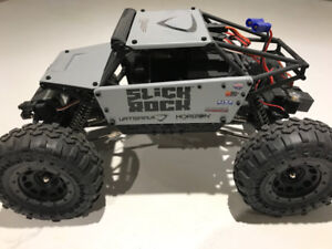 SLICKROCK 4 X4 BY VATERRA-ROCK CRAWLER-MINT-OBO .
