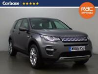 2015 LAND ROVER DISCOVERY SPORT 2.0 TD4 180 HSE 5dr Auto SUV 7 Seats
