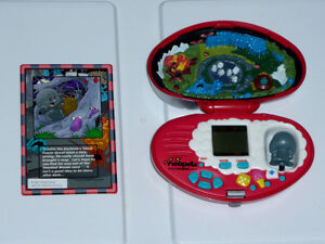 Pocket Neopets Pocket Game System - Kacheek ... Rare ...