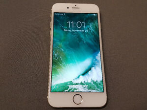 iPhone 6 16Gb Blanc/Gold - Bell, Virgin, Solo Mobile, PC Mobile