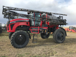 Used 2014 Apache 1220 Rear Boom Sprayer Low Hours