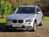 BMW X1 2.0 Xdrive 18d SE DIESEL AUTOMATIC 2013/63