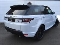 2015 Land Rover Range Rover Sport 3.0 SD V6 Autobiography Dynamic Station