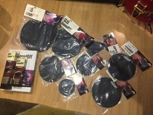 Drum Muted pads  BRAND NEW IN PACKAGE