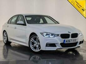 image for 2017 BMW 3 Series 2.0 330e 7.6kWh M Sport Auto (s/s) 4dr Saloon Hybrid – Petrol/