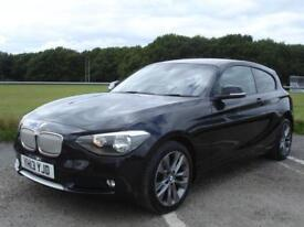 BMW 3 SERIES 2.0 118d URBAN