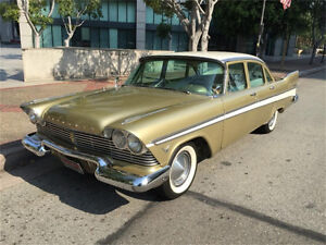 Wanted Dodge or Plymouth 1955 -59 project car