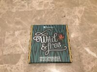 BN BH cosmetic eye palette wild and free