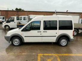 2005 55 FORD TOURNEO CONNECT 1.8 TDCI LWB W/V 89 BHP DIESEL